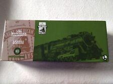 1st Ed Hallmark Great American Railways Lionel 726 Berkshire Steam LOCO Qht7801
