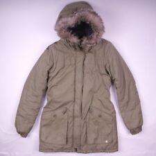 Bench Winterjacke Mantel Jacke Grün Damen Gr. M