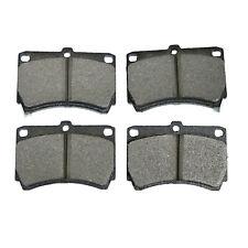 Disc Brake Pad Set-Wearever Silver Semi-Metallic Brake Pads Front MKD466