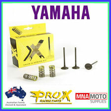 YAMAHA WR250F PROX VALVE/SPRING KIT STEEL INLET CONVERSION KIT 2001 - 2013