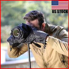 Nylon DSLR Camera Rain Cover Waterproof Case Photography Accessories