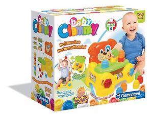 Poltroncina Baby Clemmy  Porta Mattoncini Prima Infanzia Clementoni 17080