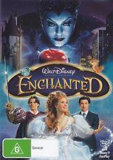 ENCHANTED - BRAND NEW & SEALED R4 DVD (WALT DISNEY) AMY ADAMS, PATRICK DEMPSEY