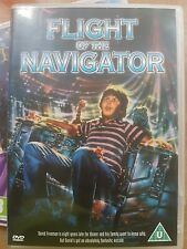 Flight Of The Navigator DVD / A1 condition FREEPOST / disc is spotless