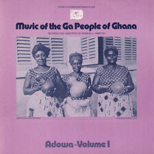 Vol. 1-Adowa - Music Of The Ga People Of Ghana (2009, CD NIEUW) CD-R