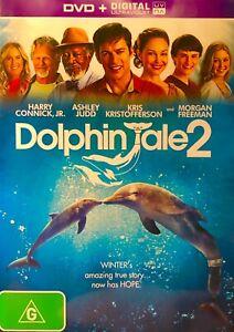 138??sealed-Dolphin Tale 2  - DVD Region 4