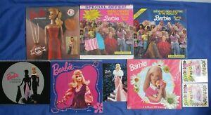 Rare Vintage Barbie Calendars 1989-1991(2)-1992-1997-1999-2000(2) Lot- 9