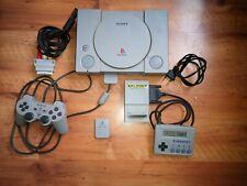 Sony playstation 1 konsole