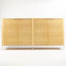 Antonio Citterio for B&B Italia Cerused Oak Credenza Cabinet Rare Piece Knoll