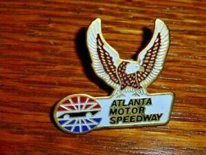 Atlanta Motor Speedway NASCAR Hat Pin Souvenr