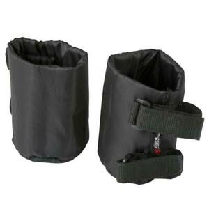 Rugged Ridge 62101.51 This pair of black drink holders fits UTV sport bars.