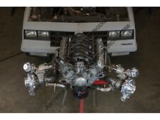 CX Twin Turbo Header Manifold Downpipe Kit For G-Body LS1 LS Motor Monte Carlo