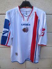 Maillot Calcio CATANIA CATANE 2007 vintage maglia LEGEA shirt sans sponsor S / M