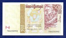 More details for portugal, 1997 500 escudos banknote, uncirculated (ref. b0939)