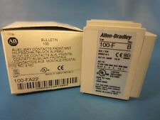 Allen Bradley 100-FA22, Auxiliary Contact Mount, Series B, Front Mount