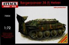 ATTACCO 1/72 Bergepanzer 38 (T) Hetzer in ritardo # 72834
