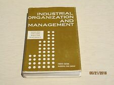 Industrial Organization and Management- L.Bethel, F.Atwater, G.Smith 1962 jk127