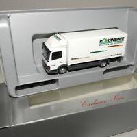 Herpa 936569-1//87 Mercedes-Benz Atego /'13 maletas-camión-ASB//protección civil