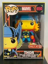 Funko Pop! - THOR 650 - BLACK LIGHT - TARGET EXCLUSIVE - Ships In Protector