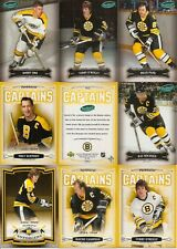 2006-07 Parkhurst Boston Bruins Complete Master Team Set (22)
