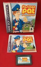 Postman Pat And The Greendale Rocket - Nintendo Gameboy Advance - TESTED - Boxed