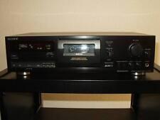 Sony TC-K561S 3-Kopf Kassettendeck mit Dolby S, inkl. Zubehör, 12 Mon. Garantie*