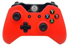 Cheap Xbox one controller red, with usb micro cable to connect to pc/xbox one