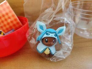 Eevee Glaceon グレイシア Figure Poncho Collection  Series Takara Tomy Pokemon Center
