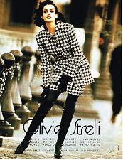 PUBLICITE ADVERTISING 015  1992  OLIVIER STRELLI  haute couture