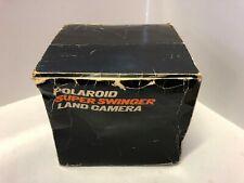 Vintage Polaroid Super Swinger Land Camera in Original Box 31A