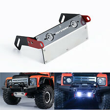 Metal Front Chassis Guard Plate for TRAXXAS TRX-4 Land Rover Defender DJC-9171
