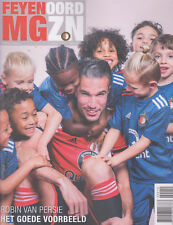 Programme / Magazine Feyenoord Rotterdam 12e jaargang no.2  2018-2019