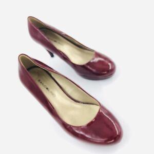 Bandolino Capture Women Red Heel Shoe Size 6M...