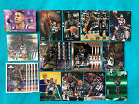 Ray Allen Ultimate Collection Rookie Rewind RC Thunder Insert 25 Card Lot