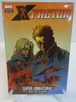X-Factor Super Unnatural Col 224.1 225 226 227 Marvel HC Hard Cover New Sealed