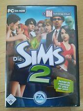 2 Sims Spiele Set Die Sims 2 Hauptspiel Basisspiel für PC und Sims 2 Nightlife