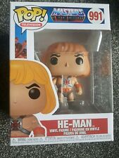 Funko Pop Television, Masters Of The Universe, He-Man, 991