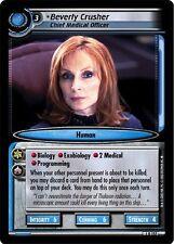 Star Trek CCG 2E Premiere Beverly Crusher, Chief Medical Officer 1R257