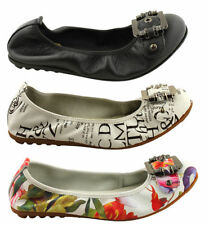 Hush Puppies Leather Ballet Flats for Women