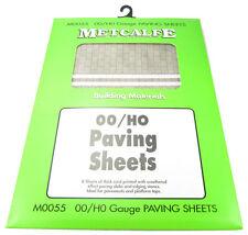 METCALFE CARD KIT OO M0055 PAVING SHEETS MET0055