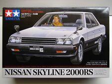 Tamiya 89725 Nissan Skyline 2000 RS Japan IMPORT Toy Hobby Japanese