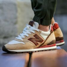 New Balance 996 | Tan Leather | Size 9.5 | $240 | M996DCB | Ronnie Fieg Kith
