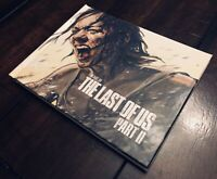 The Last Of Us Part II 2 Collector's Edition Art Book (NO GAME) Dark Horse