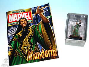 Mandarin Statue Marvel Classic Collection Die-Cast Figurine Iron Man New #94