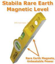Stabila 81 SREM Scaffold Powerful Rare Earth Magnet/Magnetic Spirit Boat Level