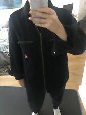 Supreme Black Work Jacket Size Medium