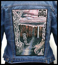 FUNEBRE - Children of the Scorn  --- Huge Jacket Back Patch Backpatch