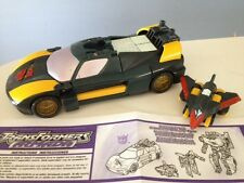☀️ 2003 Transformers Armada WHEELJACK and Wind Sheer Mini-Con Figure