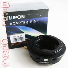 Kipon Tilt & Shift Olympus OM Mount Lens to Fujifilm FinePix X-Pro1 E1 X Adapter