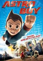 Astro Boy KIDS DVD COMPLETE WITH CASE COVER ART & SLIP COVER BUY 2 GET 1 FREE